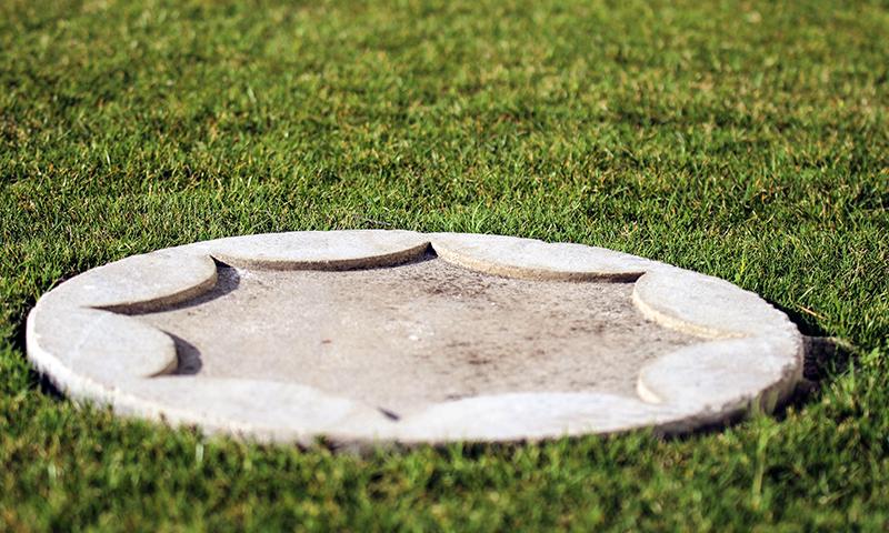 Indiana Limestone Landscap Piece
