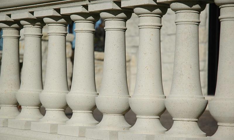 Limestone Baluster