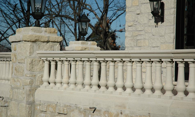 Balustrade System Handrails and Base