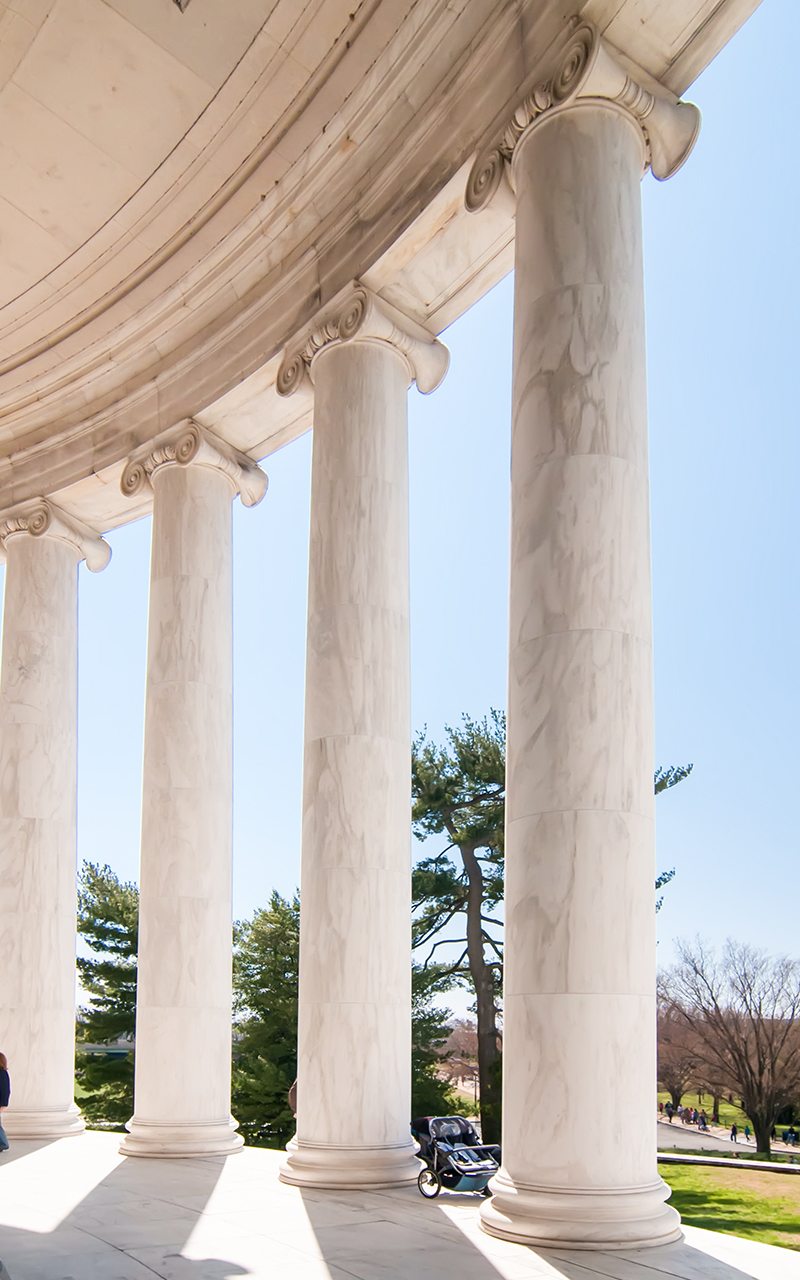 Large Marble Columns