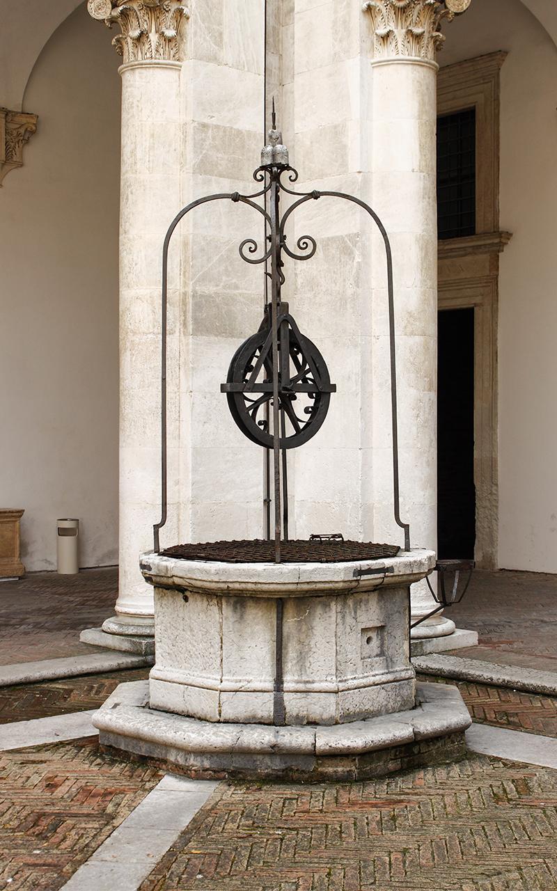 Limestone Well
