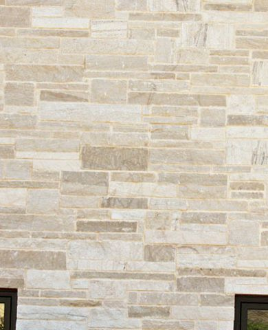 21LV Splitface Alabama Limestone And Indiana Limestone Blend