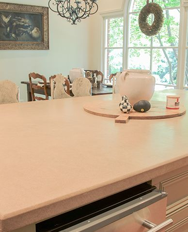 Good 2SC Beeswaxed Indiana Limestone Countertops