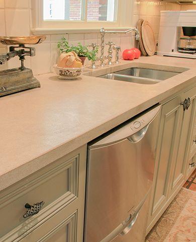 3SC Beeswaxed Indiana Limestone Countertops