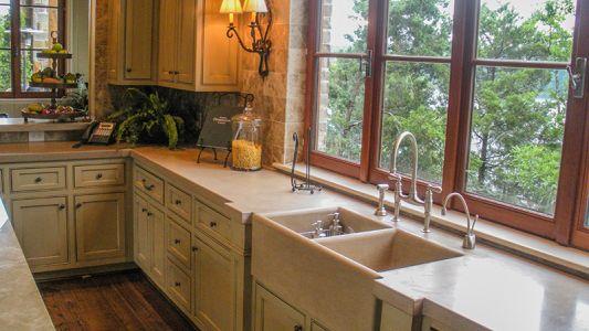 Limestone Countertops U0026 Sinks